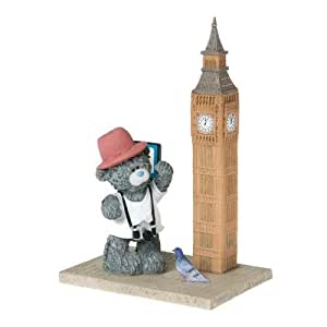 Carte Blanche Figurine Big Ben Ours Me to You