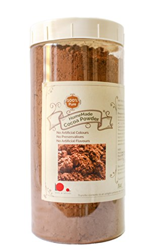 100 % Pure & Natural Cocoa Powder from Kerala - (Home Made) - 400 gm (Free Delivery)