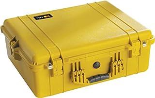 Peli 1600 - Maleta rígida con Espuma Protectora, Amarillo (B000XYMZ9W) | Amazon Products
