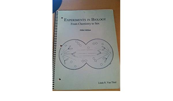 Biology chemistry experiment from in sex