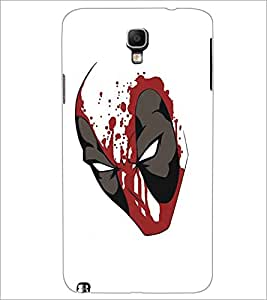 PRINTSWAG MASK Designer Back Cover Case for SAMSUNG GALAXY NOTE 3 NEO