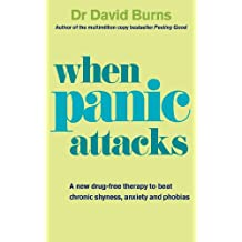 When Panic Attacks: A new drug-free therapy to beat chronic shyness, anxiety and phobias (English Edition)