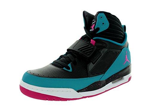 Jordan Flight 97 scarpe da basket Size Blck/Fsn Pnk/Trpcl Tl/Elctr Or