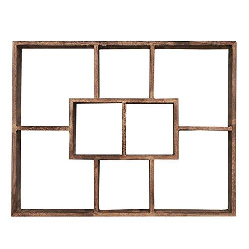 Home-furniture scaffale scaffale per scaffali loft scaffale cubico per montaggio a parete