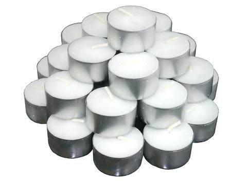 8horas velas de té, 8horas tiempo de combustión, alta calidad, paquete de 50, mejor valor