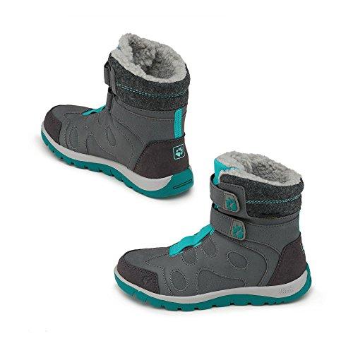 Jack Wolfskin PROVIDENCE TEXAPORE HIGH VC G Sneaker Spearmint