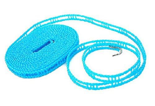 5 pièces Magic de voyage camping portable pliable en plastique Vêtements Cintre, Blue