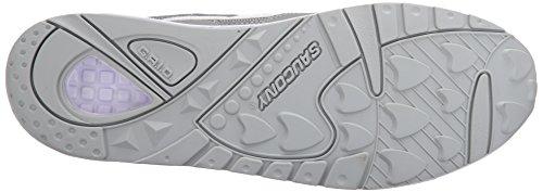 Saucony Grid 9000, Baskets Basses Homme, Taille Unique Gris (Grey/White)