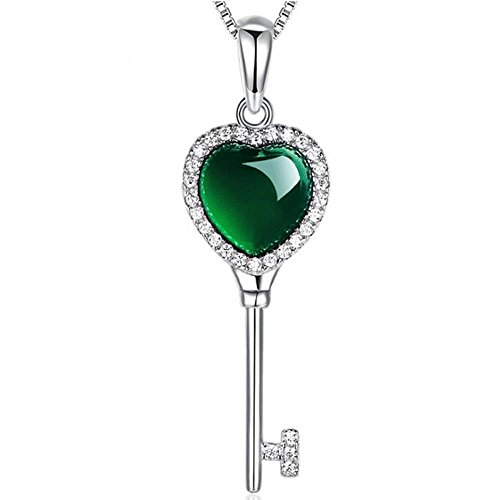 Axiba Silber Halskette Frauen einfach Jade Knochenmark Kurze Knochen Kette Mode personalisierte Dekoration Geburtstagsgeschenk Das schönste Geschenk