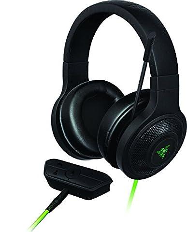 Razer Kraken - Over-Ear Casque Gaming Headset Professionnel pour Xbox One