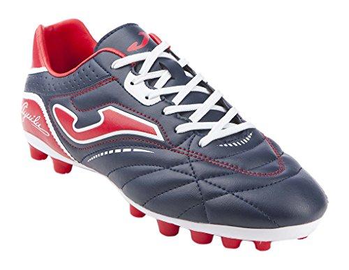 Joma Aguila - Scarpe da calcio unisex, colore azzurro.  Taglia 39