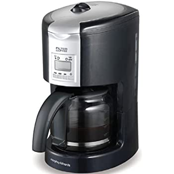 Morphy Richards Compliments 47049 Filter Coffee Maker - Graphite