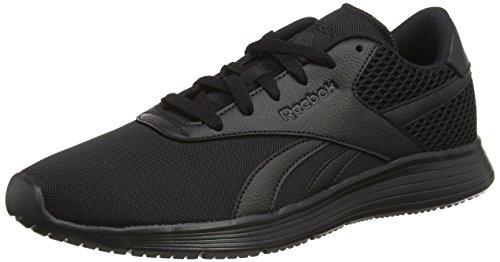 Reebok Royal Ec Ride, Chaussures de Running Entrainement Homme Noir (Black/Black)