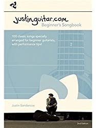 Justinguitar.com Beginner's Songbook - 2nd Edition (Spiral Bound)