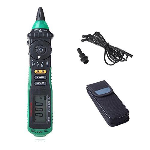 Preisvergleich Produktbild Mastech MS8211 Digital Multimeter Stifttyp Berührungslose AC Spannung Detektor Automatisches Bereich Test Clip Tragetasche