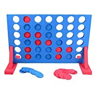 Toyland® Giant 4 In A Row Game - Garden Games - Giant Games - Family Games