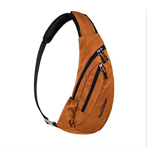 OFZYG 8L Must-Have kleine Brust-Tasche für Männer und die Umhängetasche im freien Reisen Sport Messenger Bag Fashion Radfahren Wandern LeiSicher Tasche