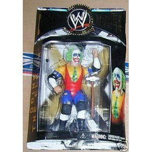 Jakks Pacific Wwe Classic Superstars Series 6 Doink The Clown by Jakks Pacific (Doink Wwe)