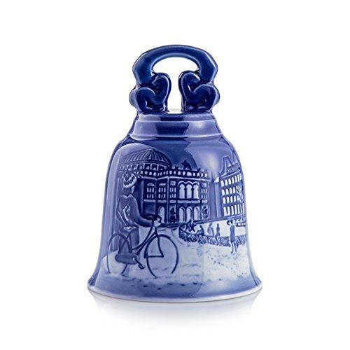 Royal Copenhagen 1016864 Annual Christmas Bell 2016 by Royal Copenhagen - Royal Copenhagen Christmas Bell