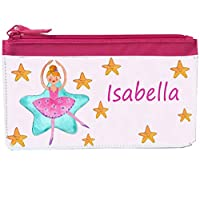 tigerlilyprints Personalised Pencil Case,Pencil Cases,Back To School,School Pencil Case,Ballet Star