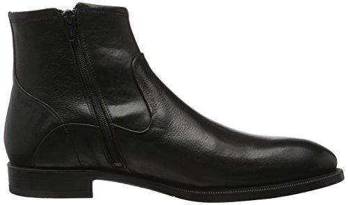 Hudson London Herren Forster Calf Black Klassische Stiefel Schwarz (Black)
