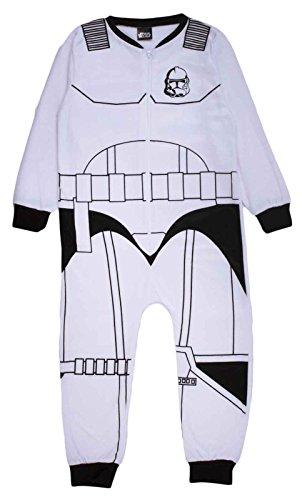Various -  pigiama intero - maniche lunghe - ragazza storm trooper - novelty 9-10 anni
