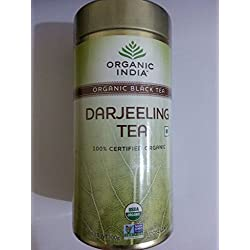 Organic India Darjeeling Black Tea, 100g