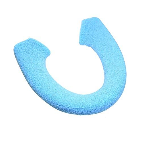 OUNONA WC Sitzbezug Weiche Warme Taste Stil (Blau)