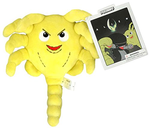 "Alien 8"" Plush Facehugger"