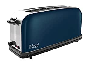 Russell Hobbs 21394-56 Grille-Pain Collection Colours Bleu Royal