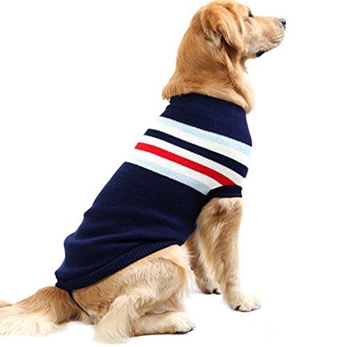 Zoom IMG-1 lvrao maglione maglia per cani