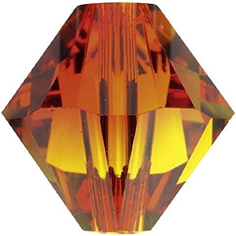 5328SWAROVSKI–6mm perline bicono (Swarovski Xilion Diamante)