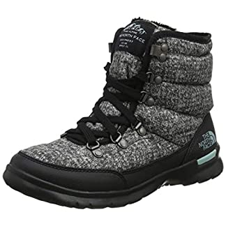 The North Face Women's Thermoball Lace Ii Snow Boots 10