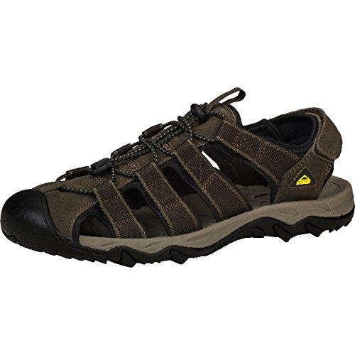 McKINLEY Trek- Sandale Korfu, brown dark,41