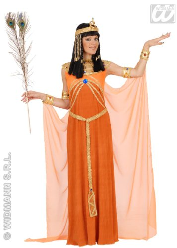 Cleopatra Kostüm Für Erwachsene - Generique - Cleopatra Kostüm Orange