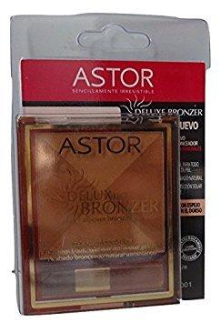 Astor 001 - Pantalla bronceadora con cepillo