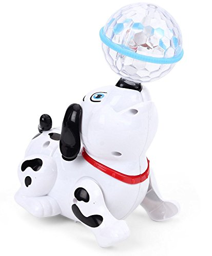 SuperToy(TM) Musical Dancing Dog Toy Best Birthday Gift For Kids