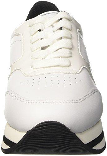 TRUSSARDI JEANS by Trussardi 79s044xx53, Sneakers basses femme Bianco