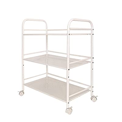 MultiWare Beauty Salon 3/4 Shelf Mini/Large Side Trolley Therapy Dentist Hairdresser