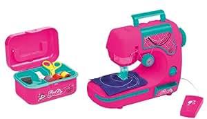 Machine à Coudre Barbie Lexibook