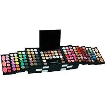 FantasyDay® 150 Colores Sombra De Ojos Paleta de Maquillaje Cosmética con Corrector y Rubor y Sombra De Ojos - Perfecto para Sso Profesional y Diario