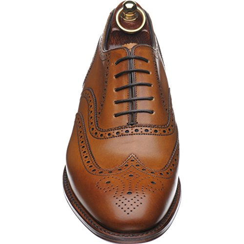Herring  Herring Richmond, Richelieu homme Marron - Tan Burnished Calf
