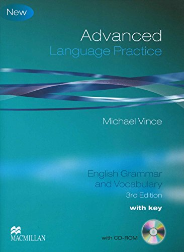 Advanced Language Practice: Student Book Pack with Key by Michael Vince (31-Mar-2009) Paperback