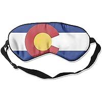 Colorado Flag 99% Eyeshade Blinders Sleeping Eye Patch Eye Mask Blindfold For Travel Insomnia Meditation preisvergleich bei billige-tabletten.eu