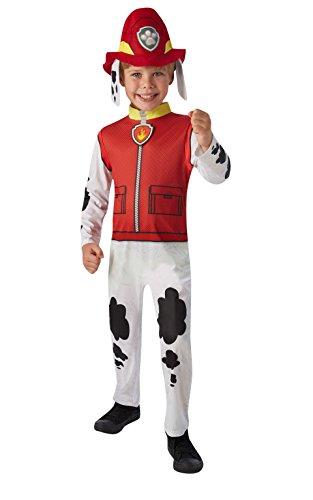 Marshall - Paw Patrol - Kinder Kostüm - Kleinkind - 98cm - Alter (Marshall Paw Patrol Kostüme Kleinkind)