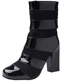 Scarpe da donna polacchine it Scarpe Amazon donna e Scarpe borse wX1q5I0I
