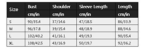 Hrph Automne Mode Casual Féminine Robe en Dentelle Vrac Charme Patchwork Robe Longues Manches Trois-Quarts O-Neck Mini Robe Plage Voyage Kaki