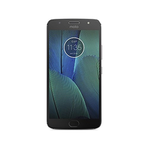 Motorola Moto G5s Plus - Smartphone de 5.5' (4G, Wifi, cámara dual de 13 MP, Bluetooth 4.2, Qualcomm...