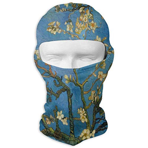 Balaclava African Women Full Face Masks Motorcycle Neck Hood New3 (Steeler Kopfhörer)