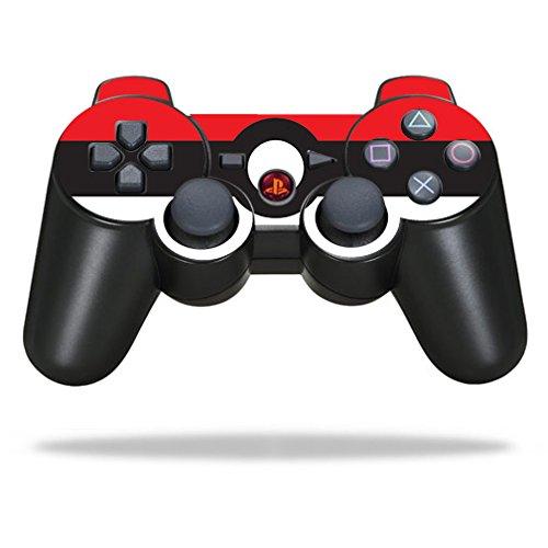 MightySkins Schutzfolie für Sony Sticker, 100 erhältlich Battle Ball Sony Playstation 3 PS3 Controller (Ps3 Skin-lila Controller)